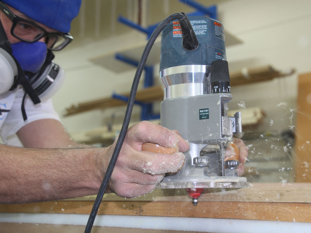 Woodworking Services by High Sierra Woodworking