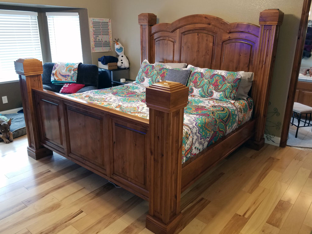 Custom Furniture by High Sierra Woodworking