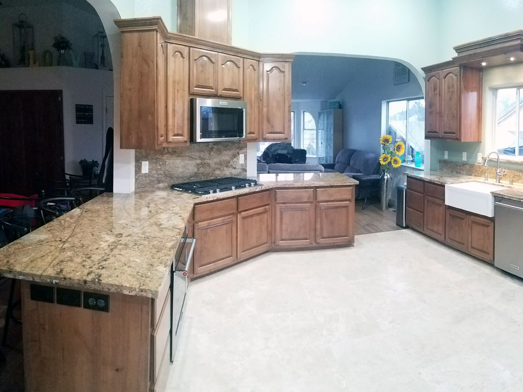 Kitchen Cabinets by High Sierra Woodworking