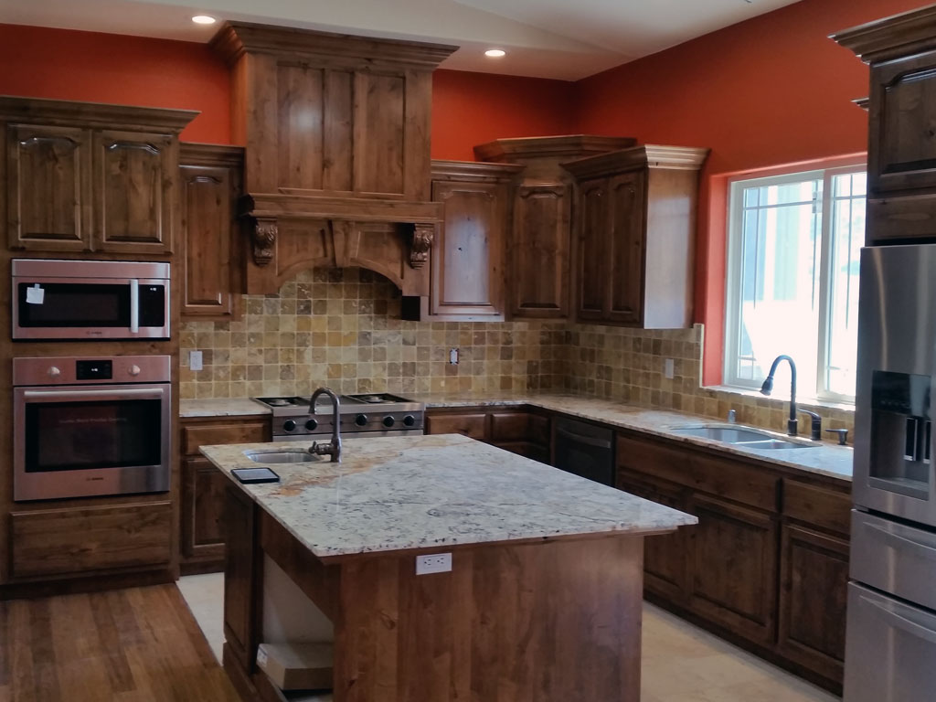 Custom Cabinets by High Sierra Woodworking