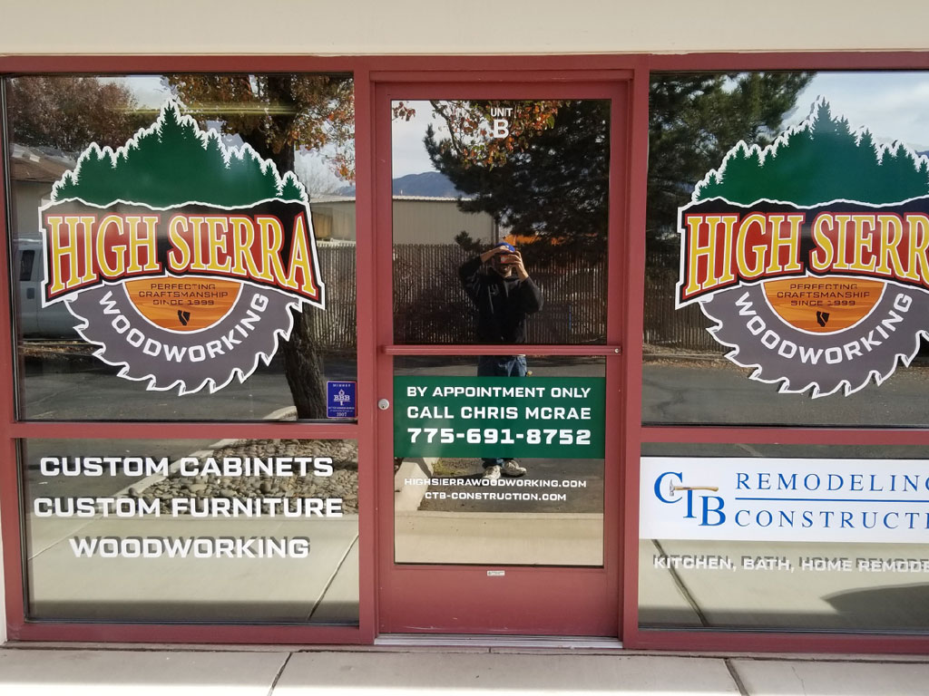 High Sierra Woodworking Shop